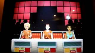 Press Your Luck Nintendo Wii Run: Game 1