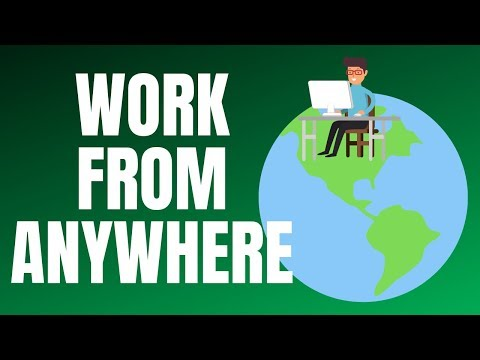 5 Fully Remote Work-From-Home Companies 2019