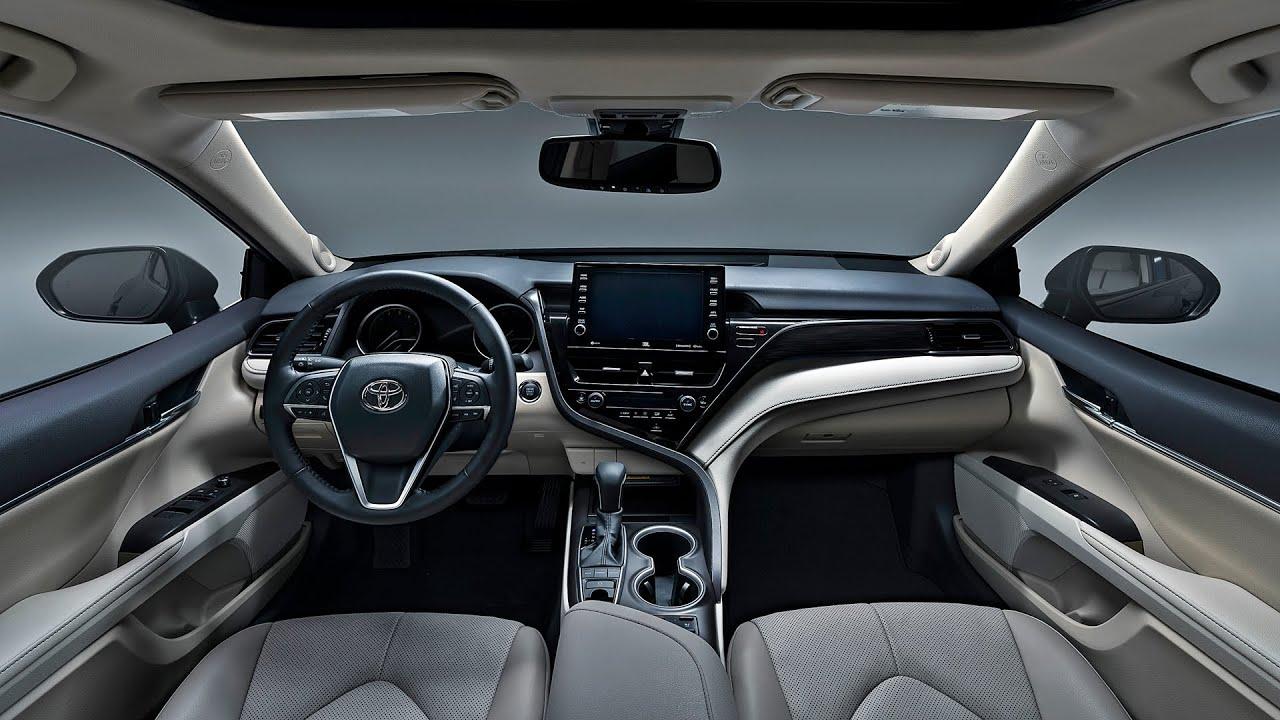 2021 Toyota Camry Se Hybrid First Drive
