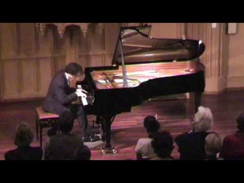 Mauricio Vallina Plays Beautiful Blue Danube