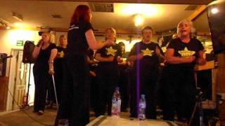 Rock Choir Cornwall - Schoop Schoop Song