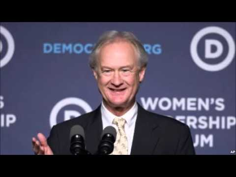 Candidate Chafee Quits US Democratic Race