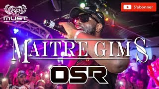 Clip Maitre GIMS by OSR Openschoolrecords - Le MUST CLUB