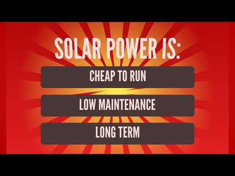 The Advantages of Solar Power: Is it worth it?