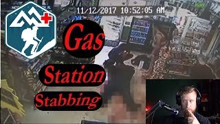 Gas Station Stabbing: Tourniquets are Great, But…