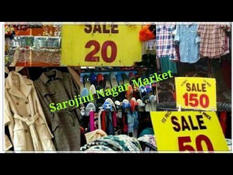 Srojini Nagar Vlog -Affordable Cloths Shopping For Winters