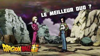C-17 ET C-18 LE MEILLEUR DUO DU TOURNOIS ?? | REVIEW DRAGON BALL SUPER #101 thumbnail