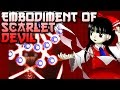 INSANITY CONTINUES TOUHOU 6 Embodiment Of Scarlet Devil NORMAL 1CC mp3