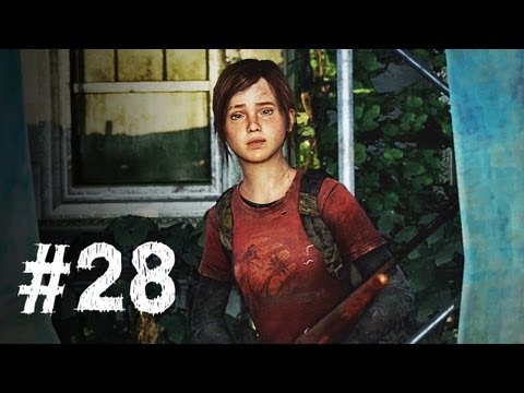 The Last Of Us Gameplay Walkthrough Part 28 - Humvee Chase
