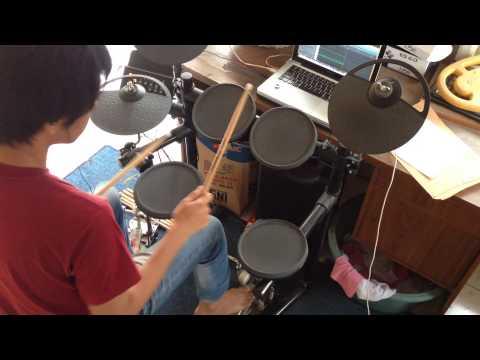 Halo Halo Bandung - Cokelat (Drum Cover by Irman)