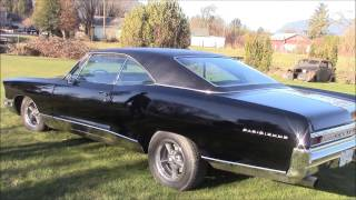 The 65 Pontiac is done