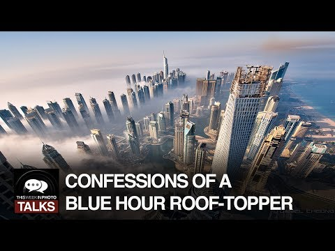 Confessions of a Blue Hour Roof-Topper in Dubai - TWiP Talks