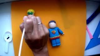 Как легко сделать торт Лего. How easy it is to make a LEGO cake