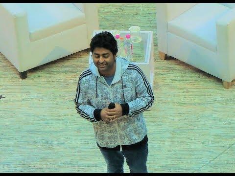 Arijit Singh live at Bhawanipur College I 23 Dec 2017 I Kolkata