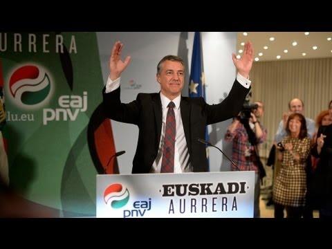 Percée indépendantiste au Pays basque espagnol et maintien de la droite en Galice