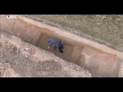 Römisches Versorgungslager In Olfen Entdeckt (LWL-Kultur)