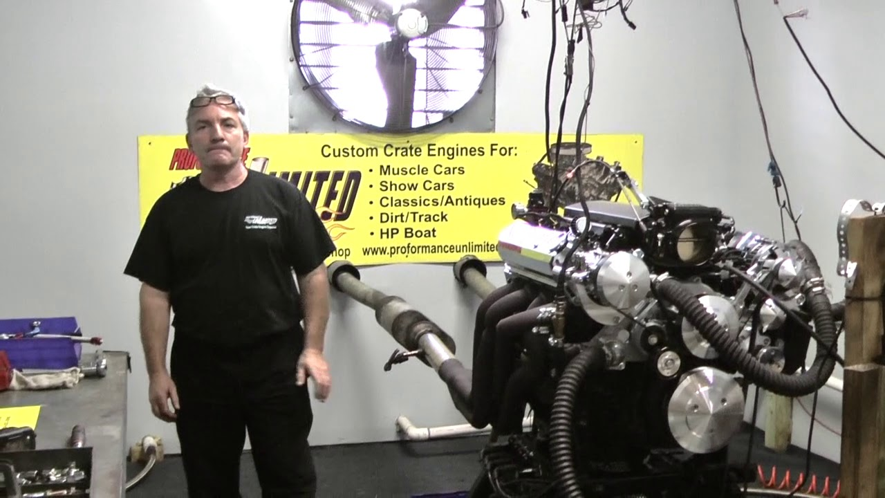 LS3 376CI 550HP Performance Crate Engine By LS Engine Kings