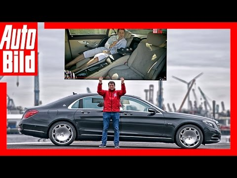 mercedes-maybach s600 - review/ fahrbericht/ test/ sound - youtube
