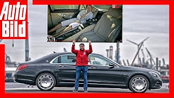 Mercedes-Maybach S600 - Review/ Fahrbericht/ Test/ Sound