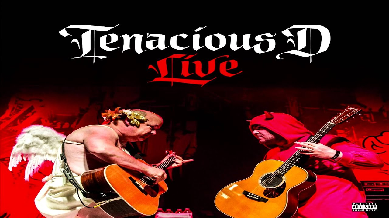 Tenacious D - Live Album 2015 [FULL ALBUM] - YouTube