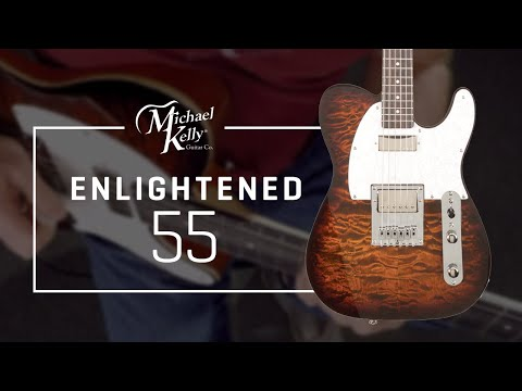Michael Kelly Ultralight - Enlightened 55 - Sound Demo