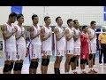 Volleyball match Nepal Vs Bangladesh