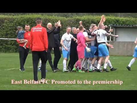 East Belfast awards night clips