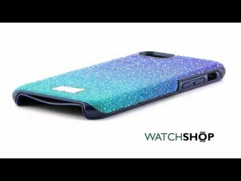 Swarovski Jewellery Ladies' High Ombre Blue Iphone 7 Case (5380284)