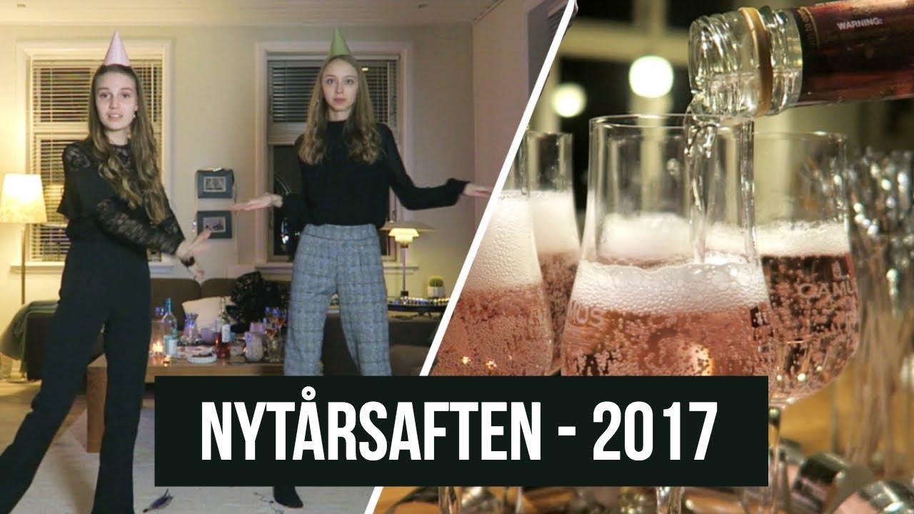 VORES NYTÅRSAFTEN - 2017