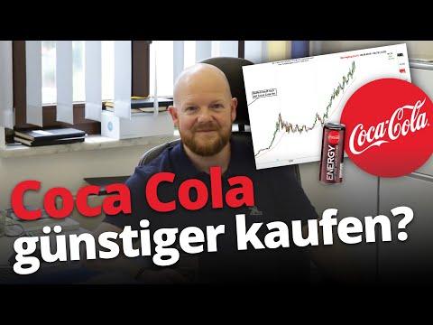 Mit Optionen Coca Cola kaufen? Mach es wie Warren Buffett!   Optionsstrategien