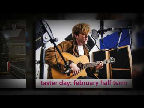 Access to Music February Taster Day 2017