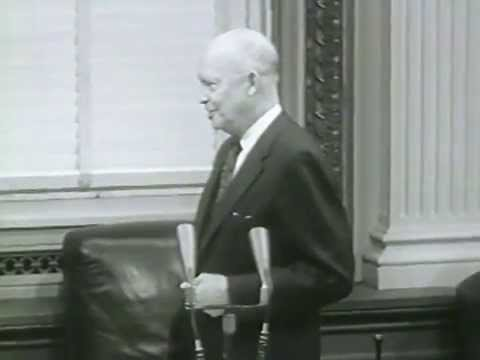 Dwight Eisenhower on Nuclear War