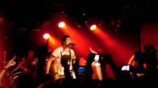 All time low - Jasey Rae live @ Vega, Copenhagen, Denmark