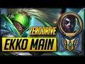 ZeroDrive Ekko Montage - Best Ekko Plays - Ekko Main [The Legends]
