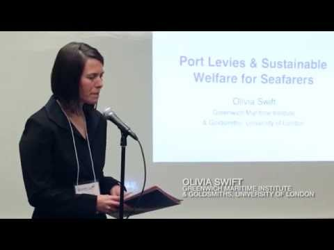 Dr. Olivia Swift on Port Levies and Sustainable Welfare for Seafarers