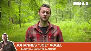 SURVIVE! MIT JOE VOGEL – die neue Serie kostenlos auf DMAX.de