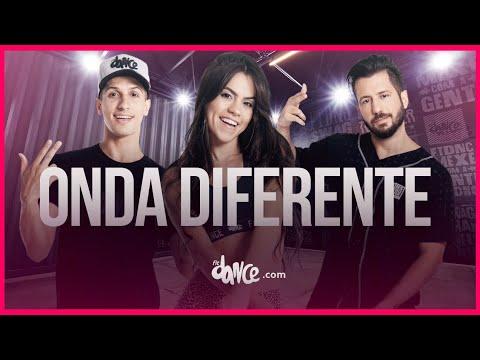 Onda Diferente - Anitta ft Ludmilla & Snoop Dogg  FitDance TV Coreografia
