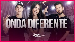 Baixar Onda Diferente - Anitta ft. Ludmilla & Snoop Dogg | FitDance TV (Coreografia Oficial)