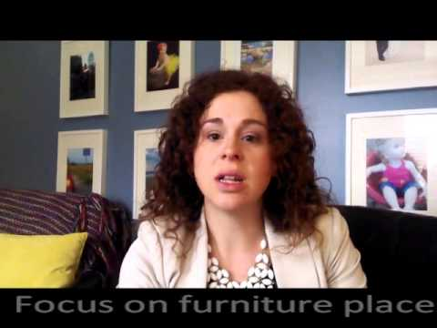 home staging on the cheap