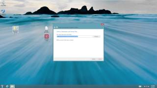 How to Zip and Unzip files and folders on windows 8