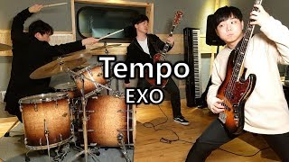 "EXO(엑소) ""Tempo"" [Band Cover by Mighty Rocksters]"