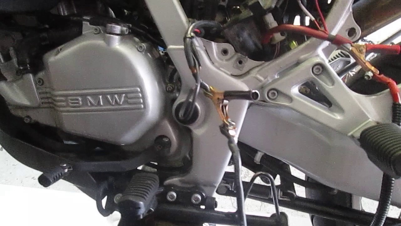 1999 1997 2000 Bmw F650 F 650 Motor And Parts For Sale