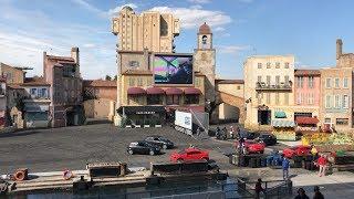 Walt Disney Studios - Moteurs, Action ! Stunt Show Spectacular (1080p 60fps with DJI Osmo Mobile 2)