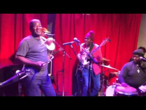 Kofo Wonder  & Richard Bona