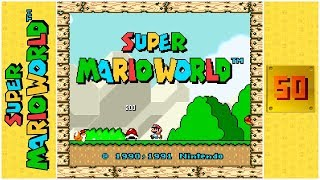 Super Mario World | 50 Custom Title Screens [Vol. 1]