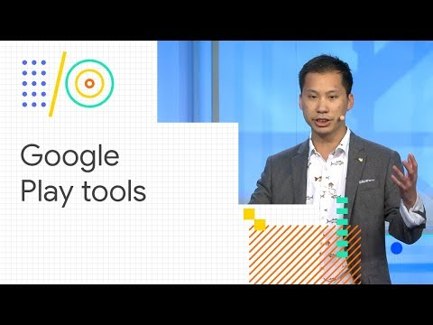 New and advanced Google Play tools for game developers (Google I/O '18)
