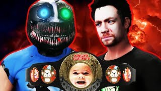 JackSepticEye vs TheGameMLL |  WWE 2K18 | S9E26: The Birthday Gift |