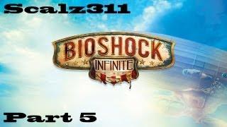 Bioshock Infinite 1999 Mode 100% Walkthrough Playthrough - Part 5