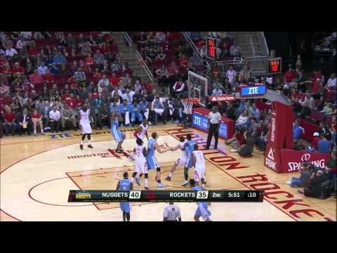 Ty Lawson Highlights Nuggets vs. Rockets 12.13.2014 - 19 Points, 12 Assists