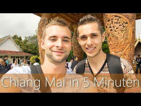 Chiang Mai in 5 Minuten | Reiseführer | Die besten Sehenswürdigkeiten